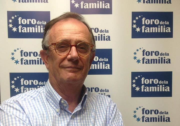 Mariano Calabuig - Presidente Foro de la Familia